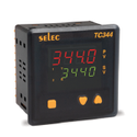 Selec TC344 Dual Set Point Temperature Controller