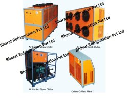 Air Cooled Chillers(Industrial Chillers)