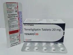 TENLIGLIPTIN 20 MG TABLET