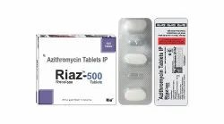 Riaz Azithromycin 500 Mg Tablets