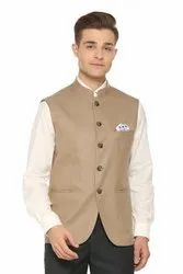 2-Piece Suit Party Mens Formal Waist Coat