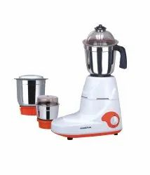Powerteck Stainless Steel Electrical Mixer Grinder, For Wet & Dry Grinding, 501 W - 750 W