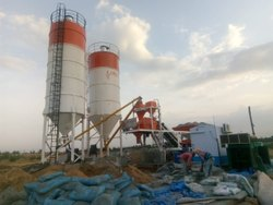 Mobile Ready Mix Concrete Plant