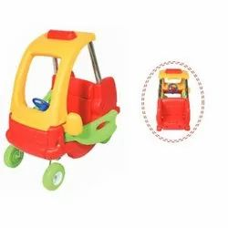 Play school Babygo Plastic Coupe Car Toy For Kids, Child Age Group: 3-5 Year, No. Of Wheel: 4