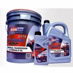U.T.T.O Wet Brake Hydraulic Oils