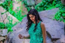 Marmaid Dress With Hand Work Zardozi And Beads