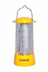 Starline LED Rechargeable Emergency Lamp, Mounting Type: Table Top, 3W