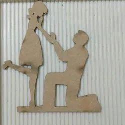 Decoration Art and Craft Cutting