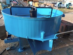 Pan Mixer 250 Kg, For Construction