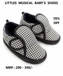 Musical Baby Shoes