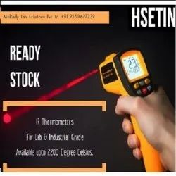 HSETIN Infrared Thermometer, K Type