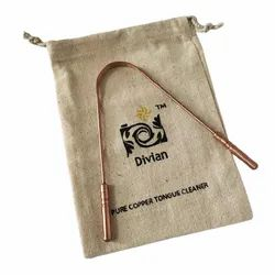 Divian Pure Copper Tongue Cleaner