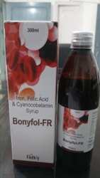 Ferric Ammonium Citrate Cyanocobalamin Folic Acid Syrup