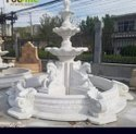 Decorative Stone Statue Fountain