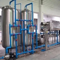 Fully Automatic SS Commercial Water Purification System