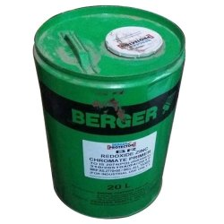 Oil Based Paint Berger Heat Resistant HR Aluminium Paints, Brush
