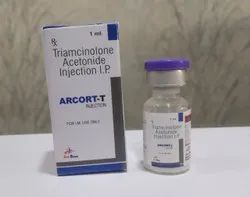 Triamcinolone 40mg in 1ml  Injection