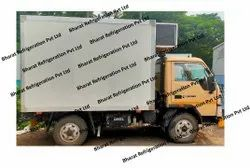 Eutectic Refrigerated Truck