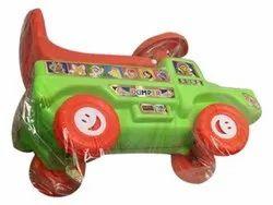 Multicolor Plastic Kids Dumper Car, Child Age Group: 2-5 Year