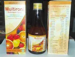 Multironi Multivitamin Syrup