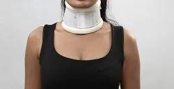 可调硬颈托,为颈部支撑