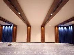 Hall Fabric Paneling Service, Pan India