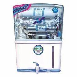 White Wall Mounted Aqua Grand Water Purifier, Capacity: 15 Litre