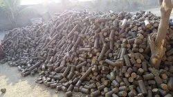 90 Mm 25.13 % White Coal Biomass Briquette, For Boilers, Grade: A Grade
