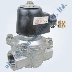 2/2 Way Semi Lift Diaphragm Operated Low Pressure Solenoid Valve