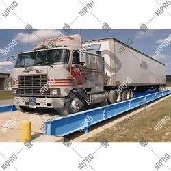 Bitumen Tar Plant Weighbridge