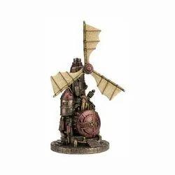 Steampunk Elegant Windmill Figurine