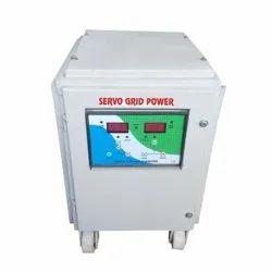10 KVA Single Phase Voltage Stabilizer