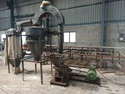600 Kg Turmeric Grinding Machine