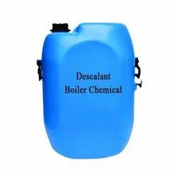 Aarthi Descalant Boiler Chemical, For Laboratory, Packaging Size: 30 Liters