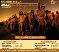 2 Haridwar Kumbh Mela Tour Packages