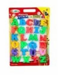 Magnetic English Letters & Figures