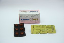 AZITHRO-MAX-250 TAB
