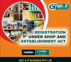 Under Act Shop Registration Service