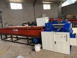 Steel Scrubber Combo Machinery