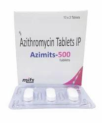 Azithromycin 500 Mg Tablets
