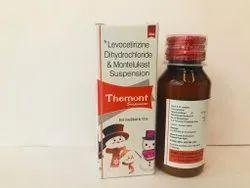 Levocetirizine With Montelukast suspension (themount)