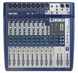 12-Channel Soundcraft Audio Mixer