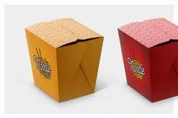 Noodle Packaging Box