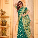 Banarasi Weaving South Silk Saree