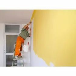 Interior Wall Painting Service, Type Of Property Covered: Commercial