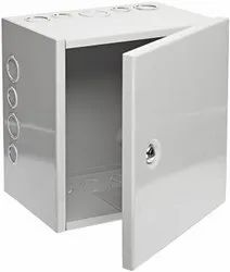 Anas Industries 4-Way MS Square Box, For Junction Boxes