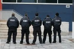 Corporate Male Security Guard Service, in Client Side
