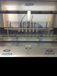 Automatic penuet butter filling machine