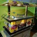 12 Nozzle Table Top Pani Puri Filling Machine