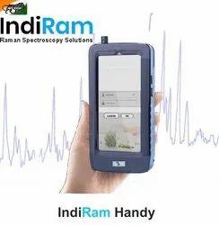 IndiRam HandyRam-Handheld Raman Spectrometer, 10 Cm1, Size: Compact